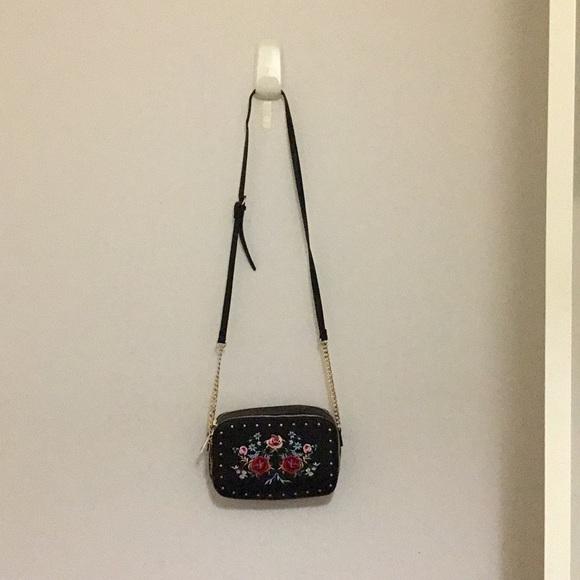9a09132401e Aldo Handbags - Aldo embroidered mini Crossbody bag